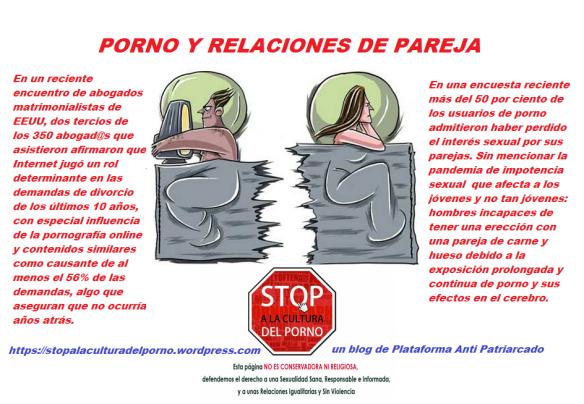 SEXISMO Y RUPTURAS